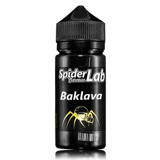 Spider Lab - Baklava