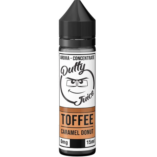 Dutty Juice - Toffeee Caramel Donut